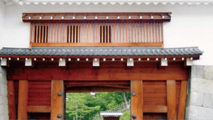 徳川家康公が築城した「駿府城」